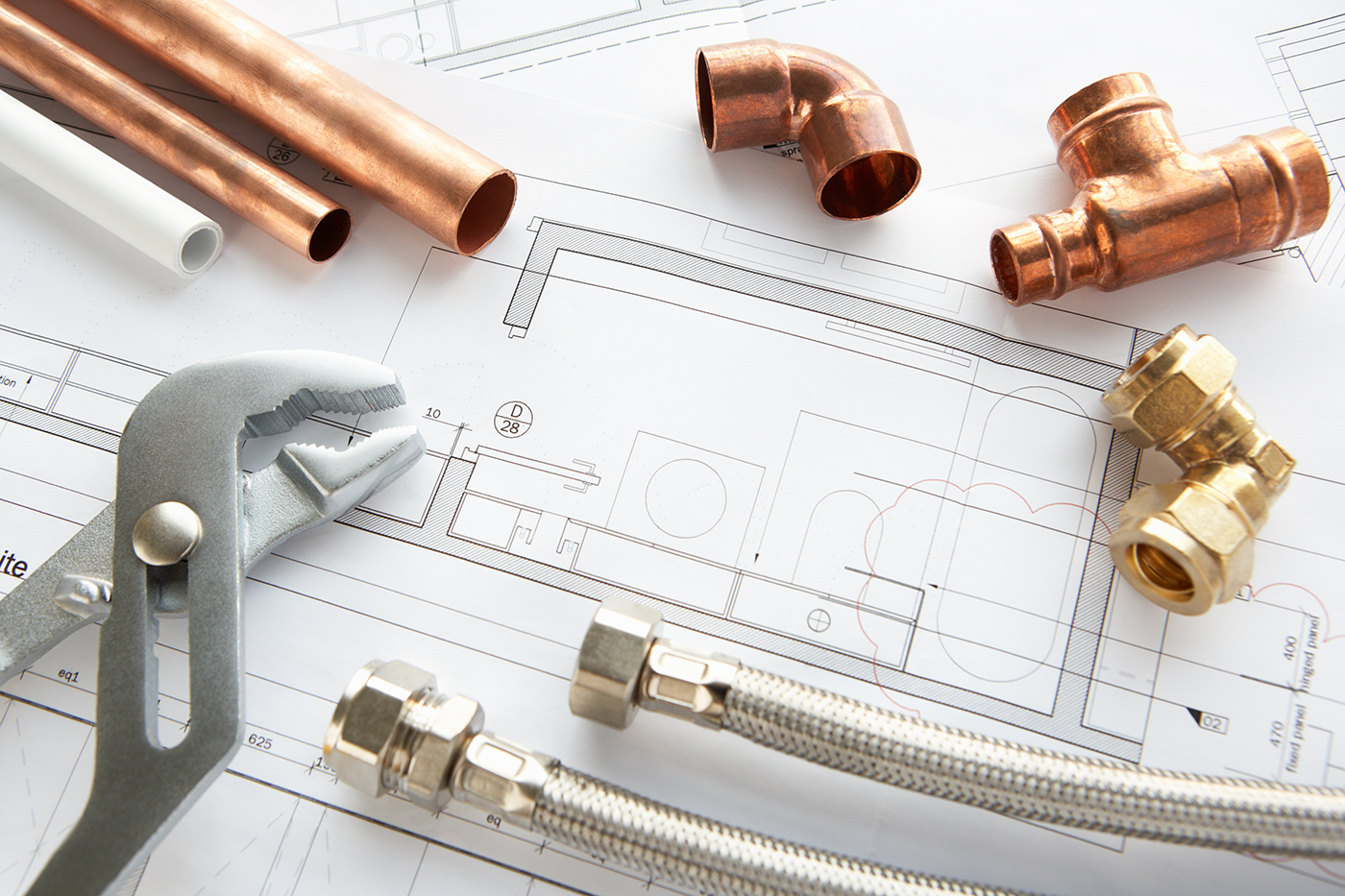 Plumbing Re-Routes and Remodels in the Greater New Orleans Area